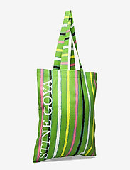STINE GOYA - Rita, 1197 Tote Bag - tote bags - stripes green - 2