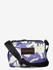 STINE GOYA - Vivienna, 1200 Nylon Bags - tasker - violet hawaii - 0