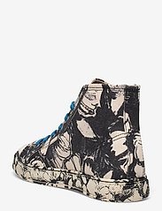 STINE GOYA - Zita, 1192 Cotton Canvas Sneakers - lave sneakers - opium negative - 2
