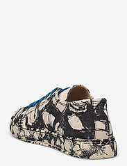 STINE GOYA - Eneko, 1192 Cotton Canvas Sneakers - lave sneakers - opium negative - 2