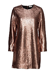 Chloe, 186 Sequins - COPPER