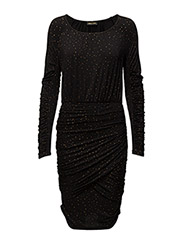 Balance Dress, Orions - BLACK
