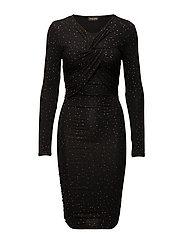 Fantastique Dress, Orions - BLACK