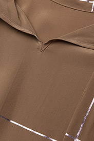 Alfie, 297 Tartan silk