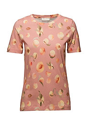 Rikke, 325 Peaches Jersey - PEACHES PINK