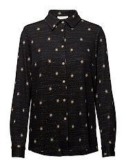 Lucian, 343 Stars Knit - STARS BLACK