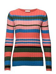 Leonor, 345 Multi Colour Knit - MULTI COLOUR