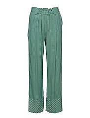 Vinnie, 379 Circles Viscose - CIRCLES MINT