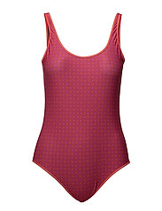 Holiday, 396 Swimwear - CIRCLES BERRY
