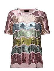 Cecilia, 397 Sequins T-shirt