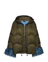 Taylor, 432 Down Jacket - IVY