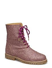 Gustav, 455 Glitter Shoes - PINK GLITTER