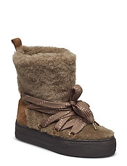 Gale, 456 Gale Boots - TAUPE