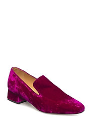 Sigrid, 458 Velvet Shoes - FUCHSIA