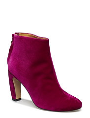Koko, 458 Velvet Shoes - FUCHSIA