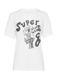 Milo, 461 Printed Tee - SUPER 8