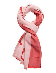 Bobby, 487 Wool Scarves - DOVES PINK