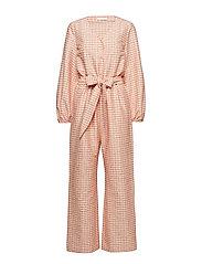 Beverly, 522 Woven Cotton - CHECKS