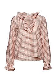 Pamela, 522 Woven Cotton - CHECKS