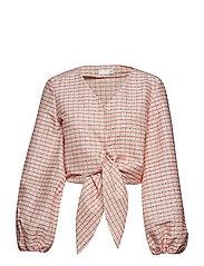Blanca, 522 Woven Cotton - CHECKS