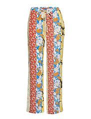 Aileen, 516 Wallpaper Silk - FLORAL WALLPAPER