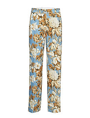 Marcel, 529 Printed Tailoring - BLUE HORTENSIA