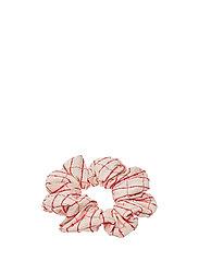 Scrunchy, 522 Woven Cotton - CHECKS
