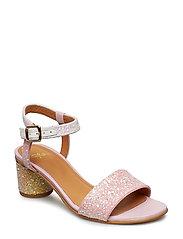 Oda, 540 Mix Glitter Shoes - SORBET