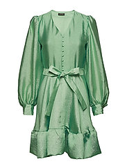 Farrow, 576 Textured Polyester - 1708 JADE