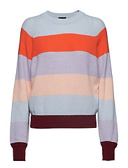 Magdalena, 584 Stripes Knitwear - 1331 STRIPES DUSK