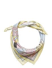 Tilda, 594 Silk Scarves - 1023 COPENHAGEN