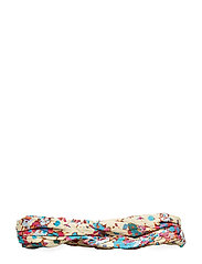 Headband, 569 Structure Stretch - DAISY FIELD TEAL