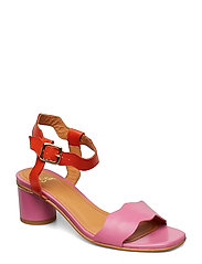 Matthew, 587 Leather Shoes - 1448 HOT PINK