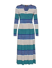 Alina, 623 Light Jersey - STRIPES MULTI