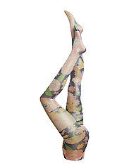 Ady, 641 Printed Stockings - FLORAL