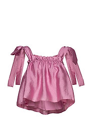 Gia, 784 Textured Poly - PINK