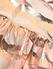 STINE GOYA - Josefine, 923 Organza - korte kjoler - horizon gold - 3
