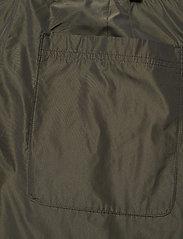 STINE GOYA - Laia, 924 Taffeta - bukser med lige ben - seaweed green - 6