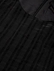 STINE GOYA - Isa, 925 Gingham Poly - aftenkjoler - gingham black - 2