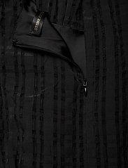 STINE GOYA - Isa, 925 Gingham Poly - aftenkjoler - gingham black - 3