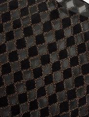 STINE GOYA - Jill, 1030 Jersey Lurex Burnout - cocktailklänningar - diamond cedar - 5