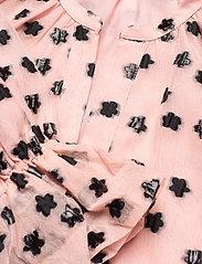 STINE GOYA - Ivana, 1012 Meadow Organza - korte kjoler - meadow blush - 5
