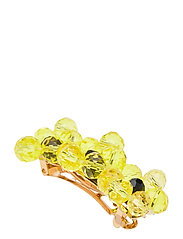 Finesa Hairclip, 1066 Jewelry - YELLOW