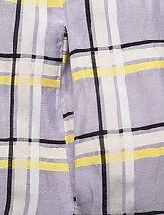 STINE GOYA - Samantha, 1094 Checkered Organza - cocktailkjoler - checks - 3