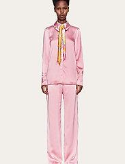 STINE GOYA - James, 1137 Sheen Cady - langærmede skjorter - pink - 0