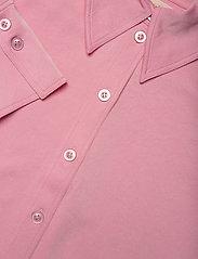 STINE GOYA - James, 1137 Sheen Cady - langærmede skjorter - pink - 4