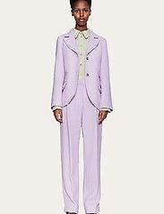 STINE GOYA - Grace, 1113 Iris Tailoring - vardagskavajer - lilac - 0