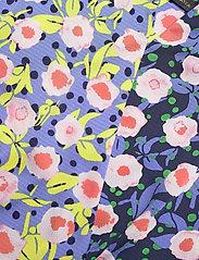 STINE GOYA - Karla, 1169 Textured Poly - sommerkjoler - flowermarket mix - 2