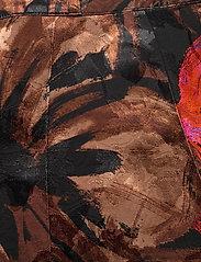 STINE GOYA - Charlotte, 1167 Pajama Jacquard - casual bukser - opium brown - 2