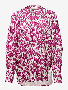6bcfc9e31a4 Lisa, 339 Crisp Cotton - CARNATION FUCHSIA. 30%. STINE GOYA. Lisa, 339  crisp cotton £179 £125.30